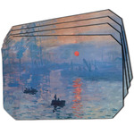 Impression Sunrise by Claude Monet Dining Table Mat - Octagon