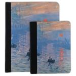 Impression Sunrise by Claude Monet Padfolio Clipboard