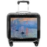 Impression Sunrise by Claude Monet Pilot / Flight Suitcase