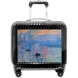 Impression Sunrise by Claude Monet Pilot / Flight Suitcase