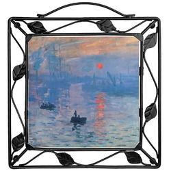 Impression Sunrise by Claude Monet Trivet