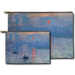 Impression Sunrise Zipper Pouch