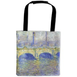 Waterloo Bridge by Claude Monet Auto Back Seat Organizer Bag
