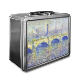 Waterloo Bridge by Claude Monet Lunch Box