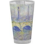 Waterloo Bridge by Claude Monet Drinking / Pint Glass