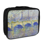 Waterloo Bridge by Claude Monet Insulated Lunch Bag