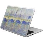 Waterloo Bridge by Claude Monet Laptop Skin - Custom Sized