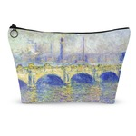 Waterloo Bridge by Claude Monet Makeup Bags