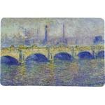 Waterloo Bridge by Claude Monet Comfort Mat