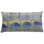 Waterloo Bridge by Claude Monet Pillow Case