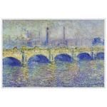 Waterloo Bridge by Claude Monet Laminated Placemat
