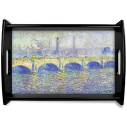 Waterloo Bridge by Claude Monet Wooden Trays