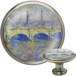 Waterloo Bridge by Claude Monet Cabinet Knobs