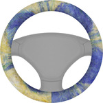 Waterloo Bridge by Claude Monet Steering Wheel Cover