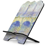 Waterloo Bridge by Claude Monet Stylized Tablet Stand