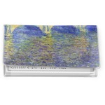 Waterloo Bridge by Claude Monet Vinyl Checkbook Cover