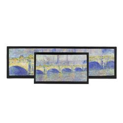 Waterloo Bridge by Claude Monet Bar Mat