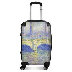 Waterloo Bridge by Claude Monet Suitcase