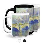 Waterloo Bridge by Claude Monet Coffee Mugs