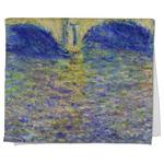 Waterloo Bridge by Claude Monet Kitchen Towel - Full Print