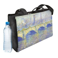 Waterloo Bridge by Claude Monet Ladies Workout Bag