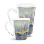 Waterloo Bridge by Claude Monet Latte Mug