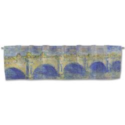 Waterloo Bridge by Claude Monet Valance