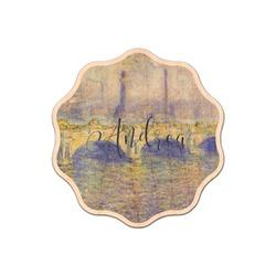 Waterloo Bridge by Claude Monet Genuine Wood Sticker
