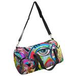 Abstract Eye Painting Duffel Bag