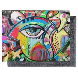 Abstract Eye Painting Microfiber Screen Cleaner