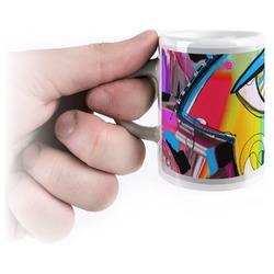 Abstract Eye Painting Espresso Mug - 3 oz