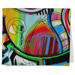 Abstract Eye Painting Kitchen Towel - Full Print