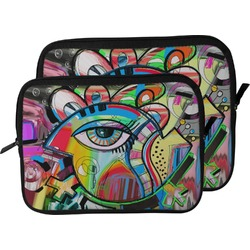 Abstract Eye Painting Laptop Sleeve / Case