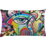Abstract Eye Painting Pillow Case