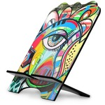 Abstract Eye Painting Stylized Tablet Stand