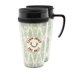 Deer Acrylic Travel Mugs (Personalized)
