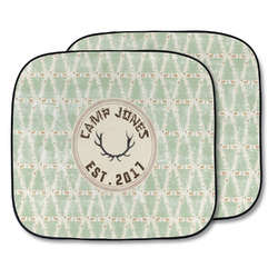 Deer Car Sun Shade - Two Piece (Personalized)