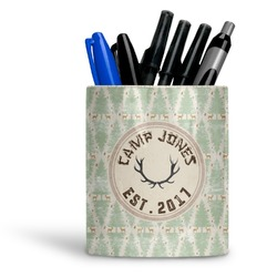 Deer Ceramic Pen Holder