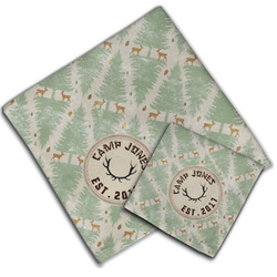 Deer Cloth Napkin w/ Name or Text