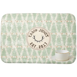 Deer Dish Drying Mat (Personalized)