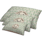 Deer Dog Bed w/ Name or Text