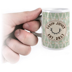 Deer Espresso Cups (Personalized)