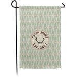 Deer Garden Flag - Single or Double Sided (Personalized)