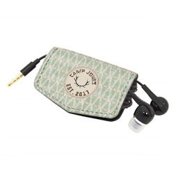 Deer Genuine Leather Cord Wrap (Personalized)