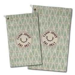 Deer Golf Towel - Full Print w/ Name or Text