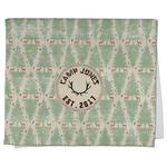 Deer Kitchen Towel - Full Print (Personalized)