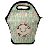 Deer Lunch Bag w/ Name or Text