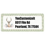 Deer Return Address Labels (Personalized)