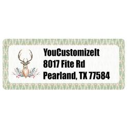 Deer Return Address Labels (Personalized)