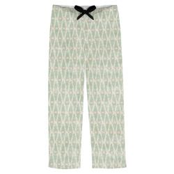 Deer Mens Pajama Pants (Personalized)